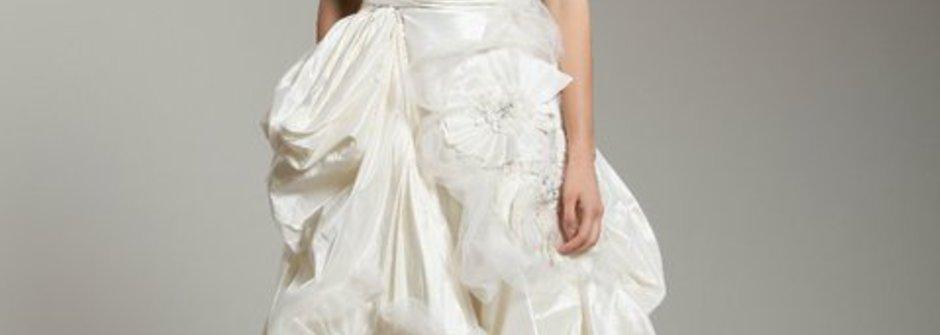 上流世界的婚紗代表 Reem Acra