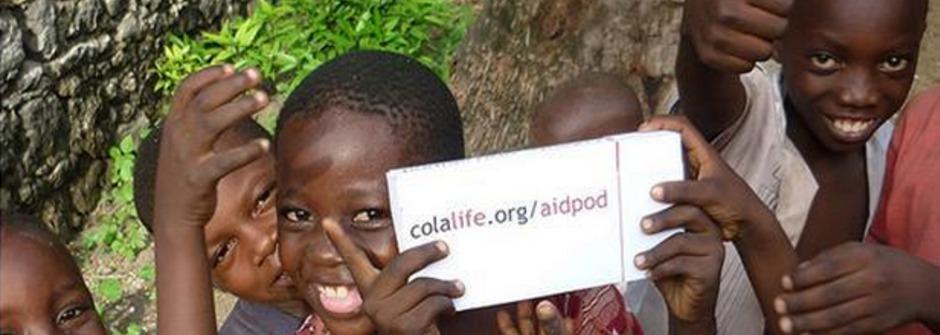 非營利組織從可口可樂學到的事:不花錢的救命方法