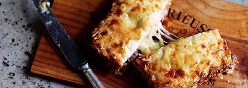 讓你大流口水!世界各地的三明治創意食譜