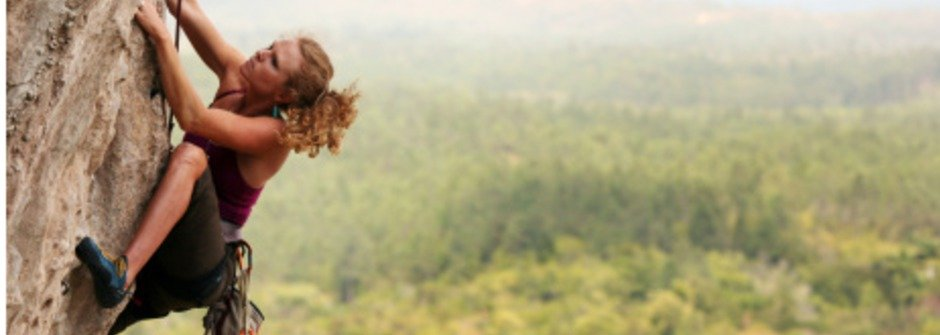 力量不等於成功!從攀岩學到的9堂人生必修課