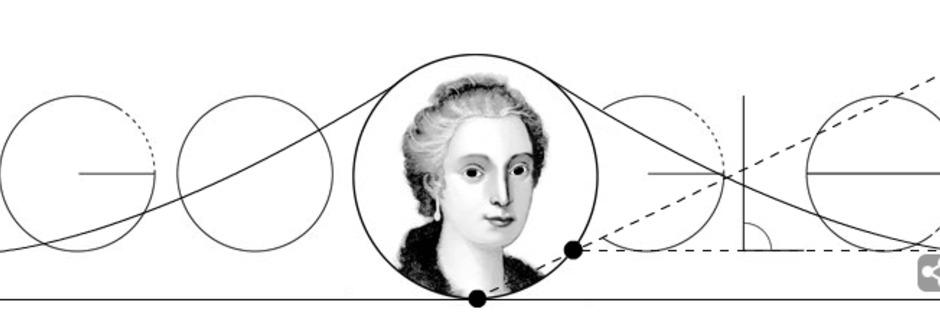 生日快樂!微積分之母 Maria Gaetana Agnesi