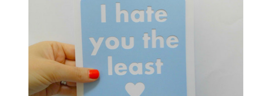 不說「我愛你」,卻更愛你的 7 句老實情話