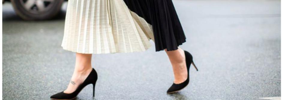 高跟鞋怎麼穿?給女人一雙對的鞋,她就可以征服世界