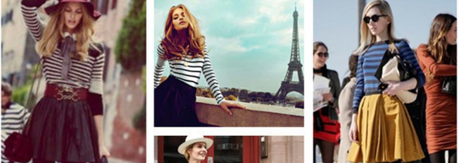 穿出巴黎味!奧黛麗赫本也愛的八種條紋穿搭