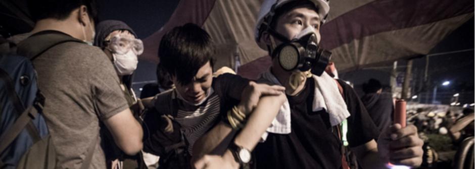 香港佔中兩個月落幕?民主,永不退場