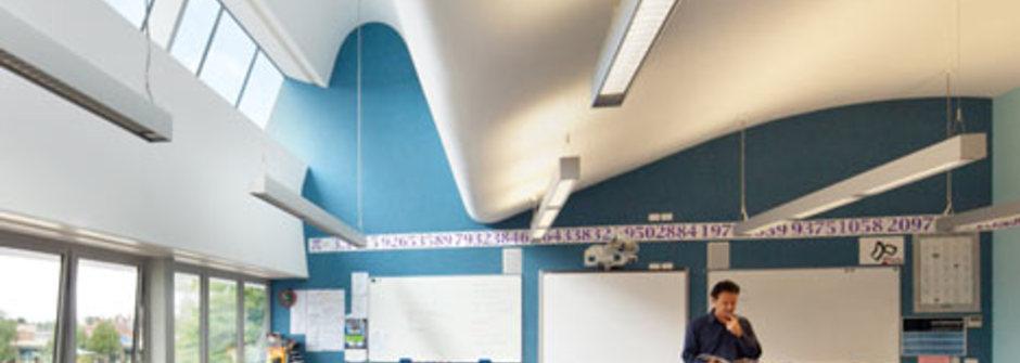 創意無限的理想學校