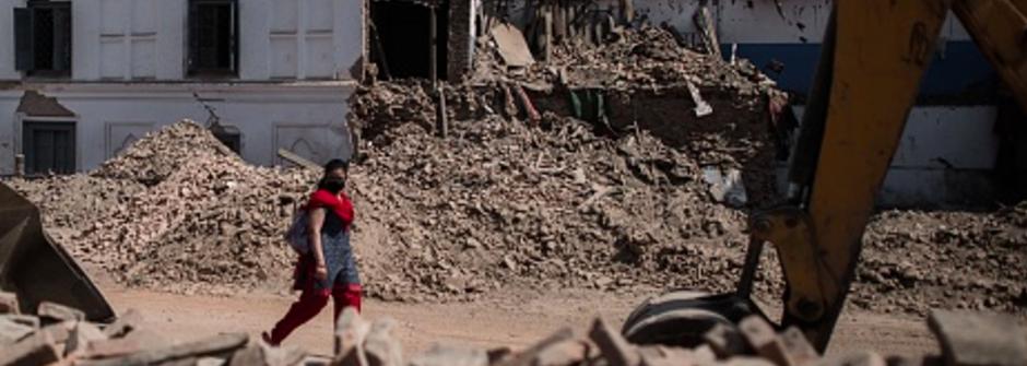 五分鐘洞見世界:地震過後,尼泊爾人守護當地文化資產