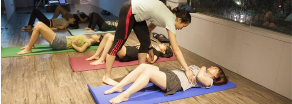 肢體運動系列沙龍 + 在家也能做的保養運動【沙龍直擊】好氣色身體保養術