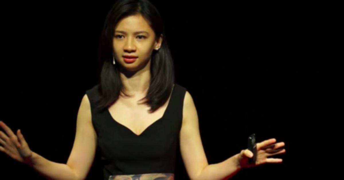 楊雅晴 TED 演講全文:「親愛的女生,你們要拿回自己的身體、情慾、權利」