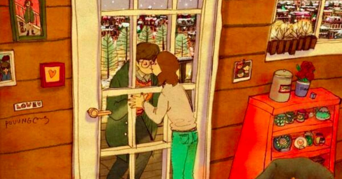 致相愛的療癒插畫集:愛是與你笨拙地練習生活