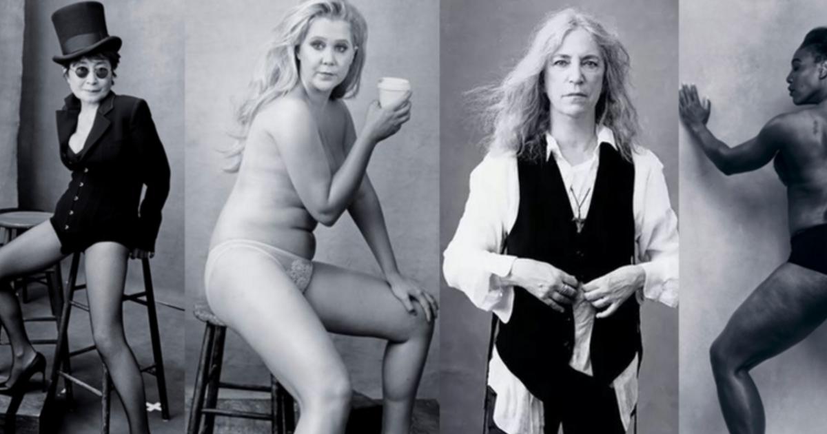 思想就是我的性感帶!年度影響力女人年曆:小威廉斯、佩蒂史密斯、小野洋子