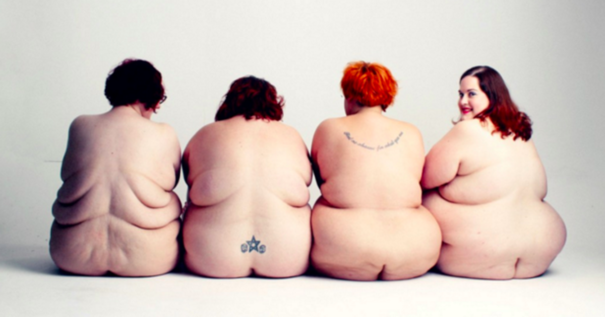 當胖子很快樂?不,我們一點都不快樂!