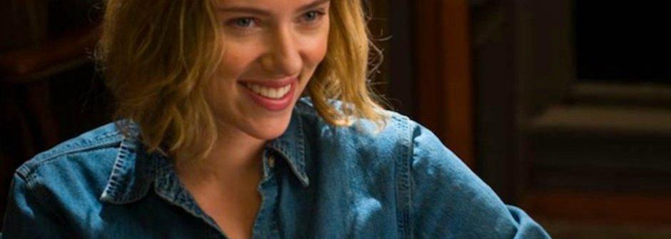 藝人:迷人丰采渾然天成 史嘉蕾嬌韓森(Scarlett Johansson)