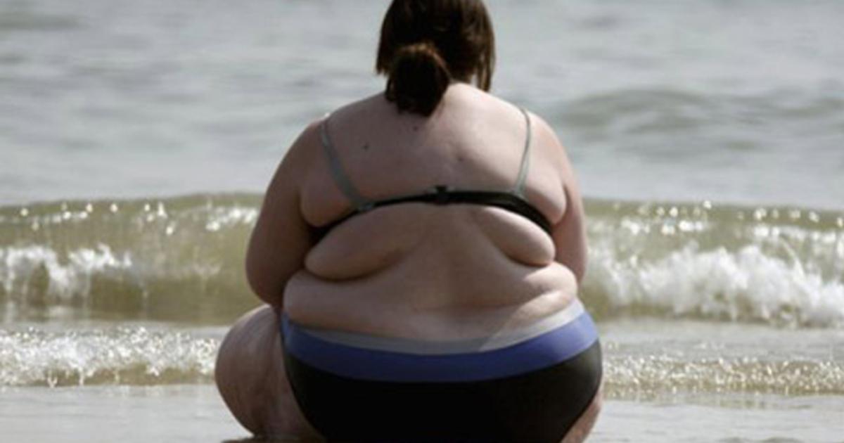 胖女孩告白:減肥不是健康問題,而是權力鬥爭