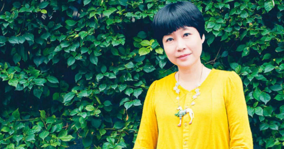 專訪張曼娟:我們之所以努力工作,是為了享受生活