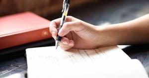 愛自己第一步:「寫出」自己