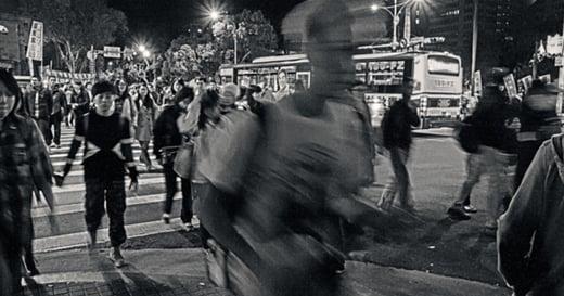 回顧攻佔行政院那晚:學會如何面對撕裂,用自己的方式往前走