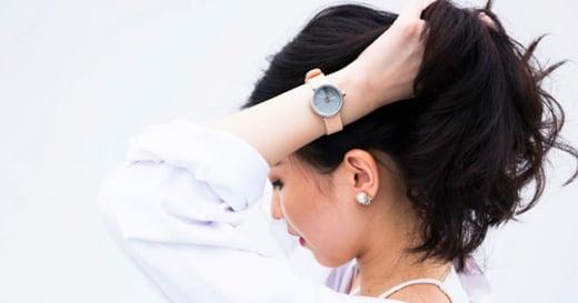 穿搭日記:22 Design Studio 腕錶,擁有時間的親密