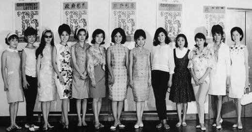 【方太初專文】張曼玉身上那件旗袍,兩代香港女子的暗語