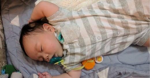 寫在一個寶寶悶死之後:每個孩子都不同,盡信書不如無書