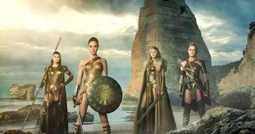 《神力女超人》:淺談理想主義者如何在不理想的世界存活
