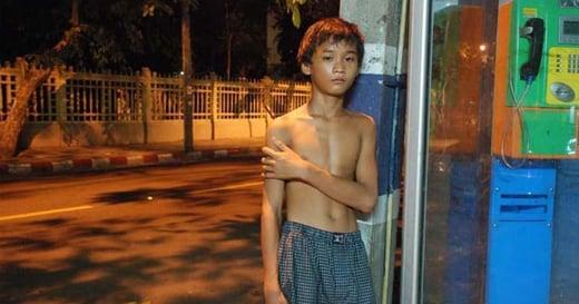 泰國未成年男妓:我 11 歲,一天接客兩次,我沒有夢想