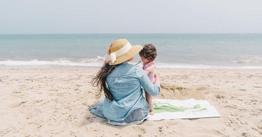 懷孕最大的恐懼是,我可以不愛我的孩子嗎?