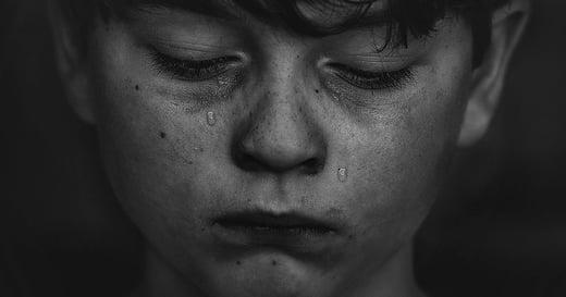 性教育不該在校園缺席:男孩,被忽視的受害者