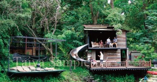一個人的泰國自助旅行:六間特色下午茶,享受一人時光