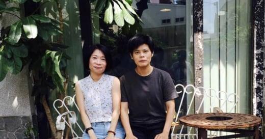 陳雪專文|同居生活,是一人獨立,兩人自在