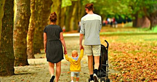 明明是同一個家,為什麼爸爸總是比媽媽快樂?