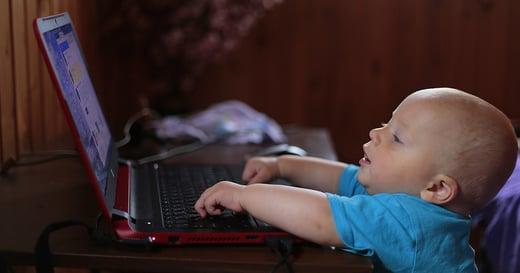 孩子到底在網路上玩什麼?六步驟,判斷「有問題」的網路成癮