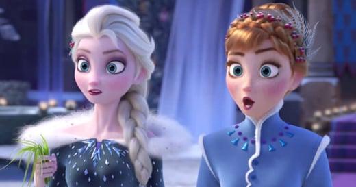 《冰雪奇緣》當女性強大,其他人不需做什麼,只要讓路就好