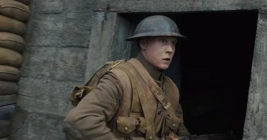 為你挑片|《1917》:戰場上沒有英雄,只有平庸的凡人