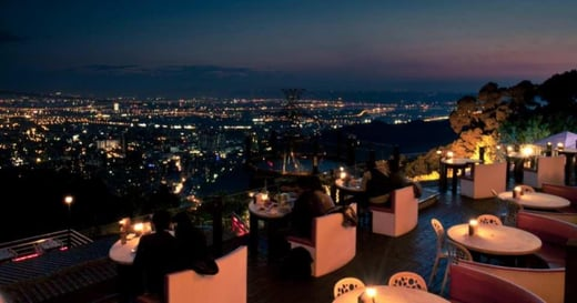 小城外酒吧、步道餐酒館!外國朋友來台北,五個質感夜生活地點提案