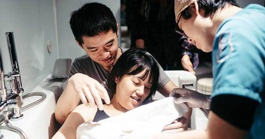 專訪醫師陳鈺萍:溫柔生產,能讓夫妻關係發生改變