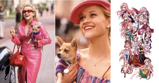 可愛、叛逆,但很溫暖:影視漫畫裡的「粉紅角色」們