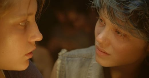 《藍色是最溫暖的顏色》關係心理學:為何相愛,卻無法再走下去?
