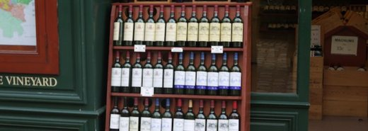 酒鄉中的酒鄉 Saint-Emilion