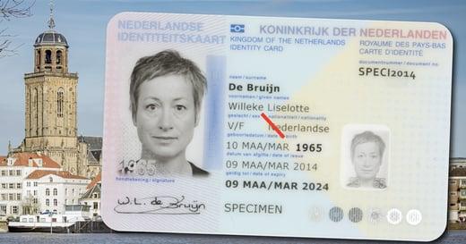 「不論你是什麼性別,我只知道你是你」荷蘭身分證將取消性別欄位