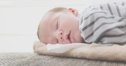 我家孩子好難帶?四張圖,帶你看亞洲寶寶是不是真的睡比較少