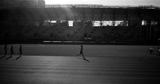 運動小姐|用身體磨練耐性:慢跑和瑜伽教會你的事