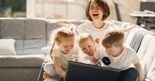 固執的孩子讓你氣到快中風?重新檢視親子間的溝通模式