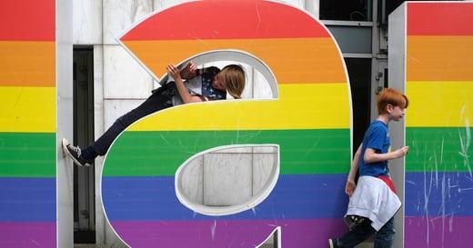 泛戀者、雙性戀、跨性別:性別小辭典盤點