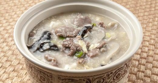 【料理知識家】暖胃又暖心,港媽港姐的廣東粥故事