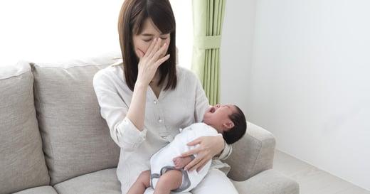面對孩子的睡眠問題,媽媽們請停止自責吧!