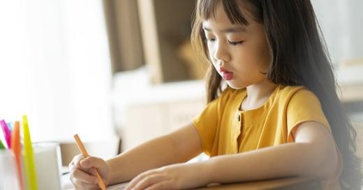 給總是想插手孩子作業的家長:可能的話,把手放開吧