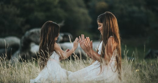 蠟燭開香 當回一個孩子,去體驗與成為你想要的愛