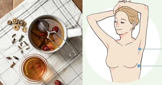 為什麼那個來乳房會脹痛?中醫提醒:這 3 件事要注意