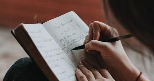 為什麼要寫日記?反省已經過去的今天,為明天做好準備